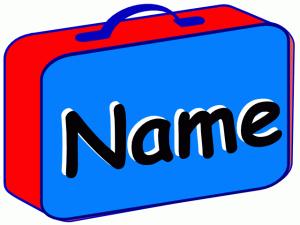 Brotdose mit Namen - Lunchbox für Kinder - Brotdose Kindergarten - Kinder Brotzeitbox
